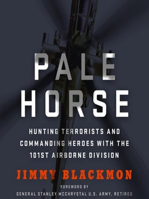 cover image of Pale Horse