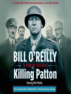 cover image of Killing Patton