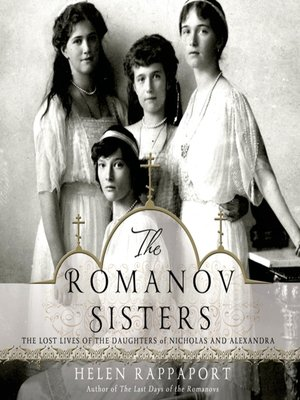 cover image of The Romanov Sisters