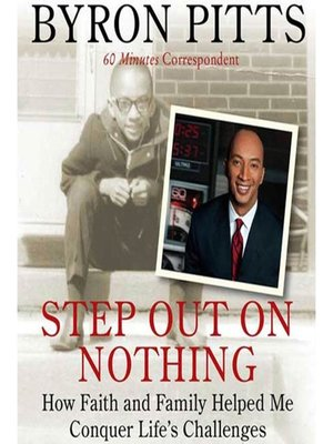 cover image of Step Out on Nothing