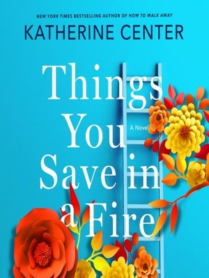 cover image of Things You Save in a Fire