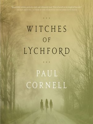 cover image of Witches of Lychford