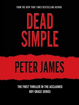 cover image of Dead Simple