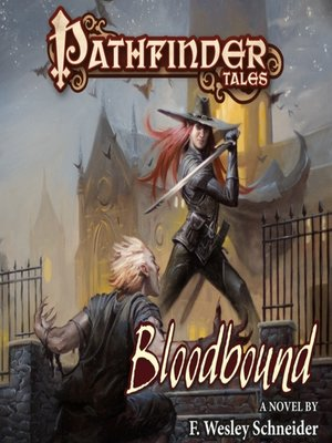 cover image of Bloodbound