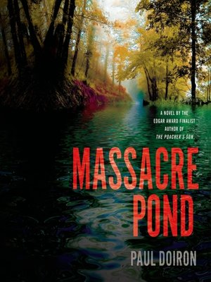 cover image of Massacre Pond
