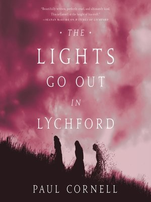 cover image of The Lights Go Out in Lychford