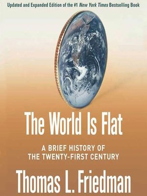 cover image of The World Is Flat
