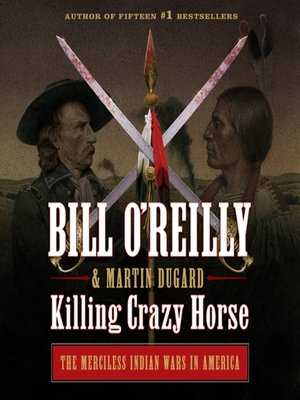 cover image of Killing Crazy Horse