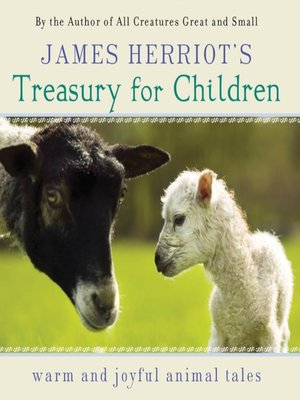 cover image of James Herriot's Treasury for Children