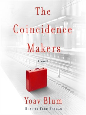 cover image of The Coincidence Makers