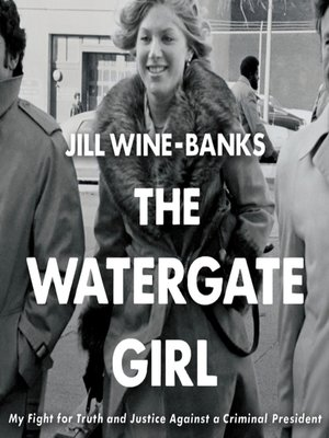 cover image of The Watergate Girl