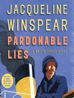 cover image of Pardonable Lies