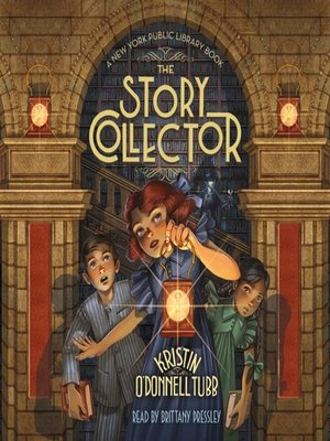 cover image of The Story Collector--A New York Public Library Book