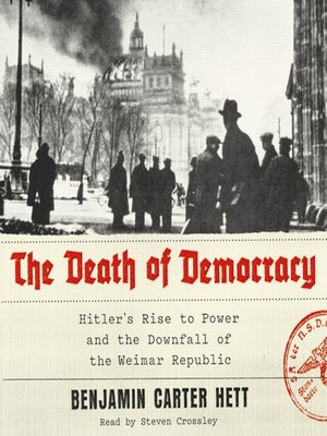 cover image of The Death of Democracy