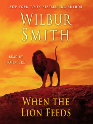 wilbur smith when the lion feeds free ebook