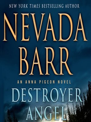 cover image of Destroyer Angel