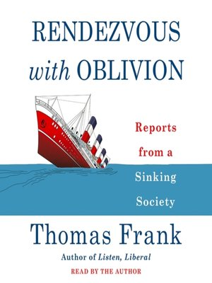 cover image of Rendezvous with Oblivion