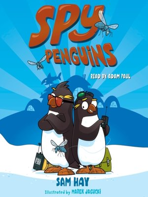 cover image of Spy Penguins