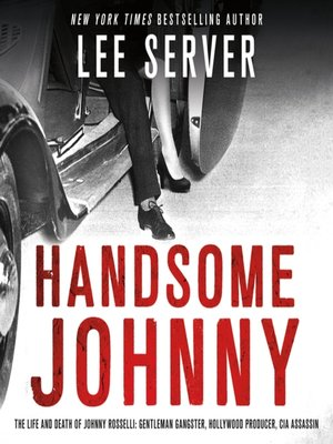 cover image of Handsome Johnny