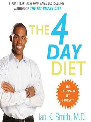 cover image of The 4 Day Diet