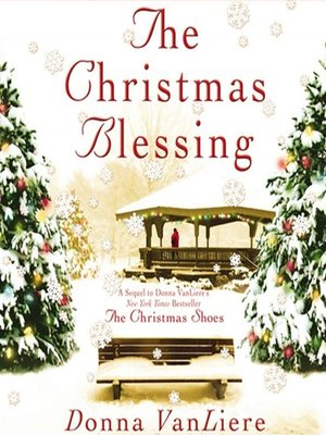 cover image of The Christmas Blessing