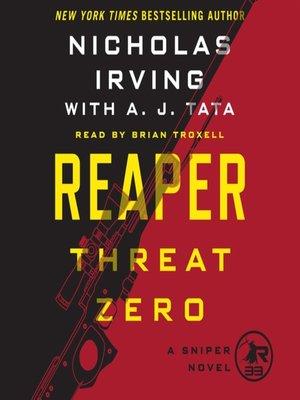 cover image of Reaper: Threat Zero