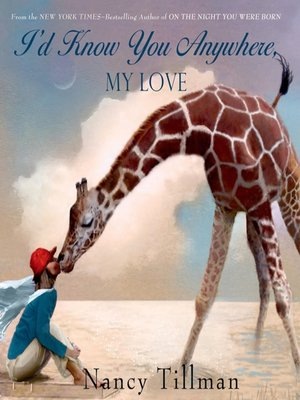 cover image of I'd Know You Anywhere, My Love