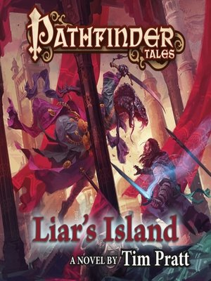 cover image of Liar's Island