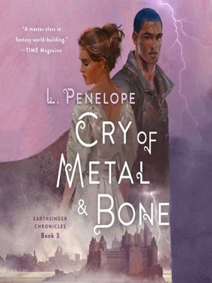 cover image of Cry of Metal & Bone