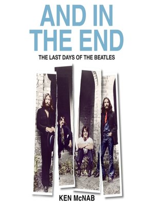 cover image of And in the End