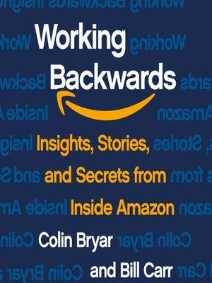 cover image of Working Backwards