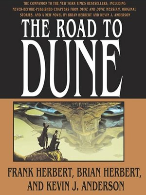 cover image of The Road to Dune