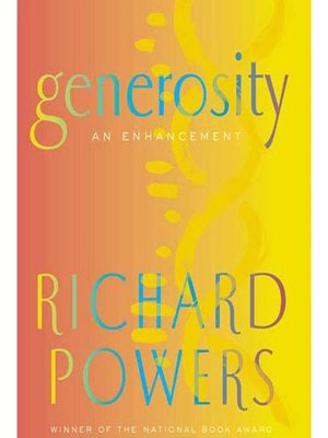 cover image of Generosity