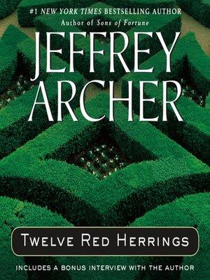 cover image of Twelve Red Herrings