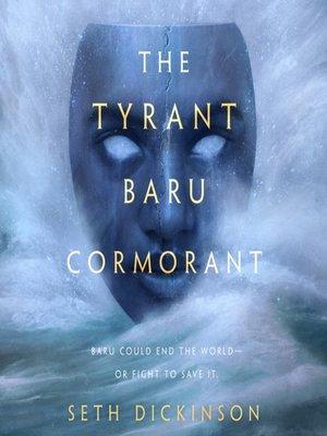 cover image of The Tyrant Baru Cormorant