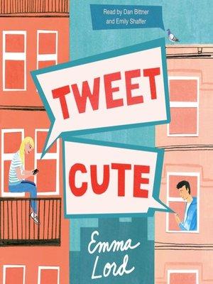 cover image of Tweet Cute