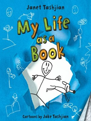 cover image of My Life as a Book
