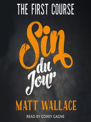 cover image of Sin du Jour: The First Course