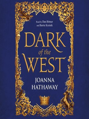 cover image of Dark of the West