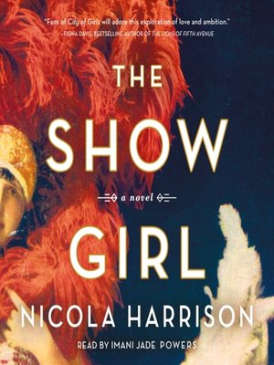 cover image of The Show Girl