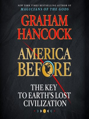 cover image of America Before