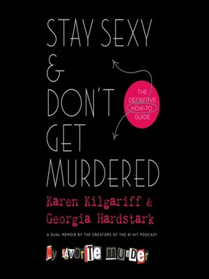 cover image of Stay Sexy & Don't Get Murdered