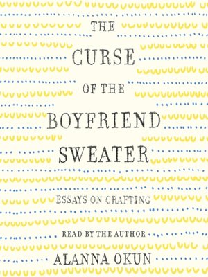 cover image of The Curse of the Boyfriend Sweater