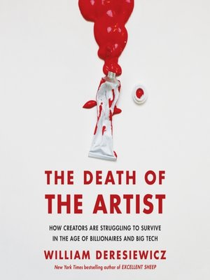 cover image of The Death of the Artist