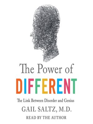 cover image of The Power of Different