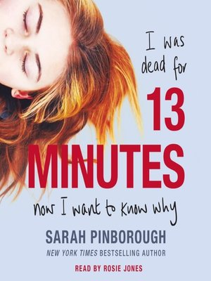 cover image of 13 Minutes