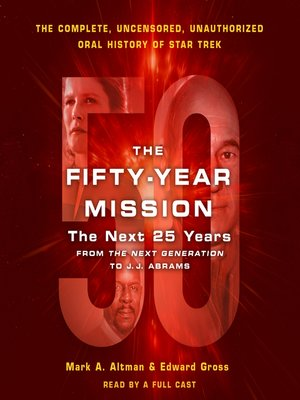 cover image of The Fifty-Year Mission