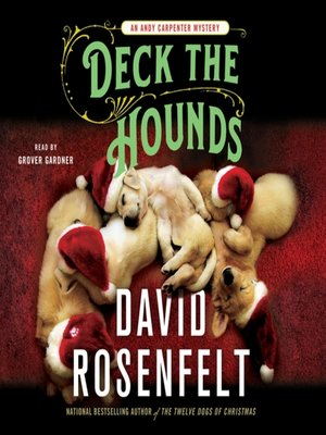 cover image of Deck the Hounds--An Andy Carpenter Mystery