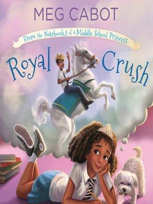 cover image of Royal Crush
