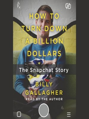 cover image of How to Turn Down a Billion Dollars